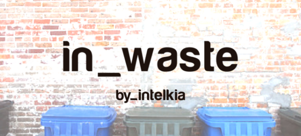 IN_WASTE – IoT solution for intelligent collection of urban waste